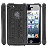 iPhone 6 Case – i-Blason Apple iPhone 6 4.7 Case Unity Series 2 Layer [Ultra Slim] Armored Hybrid Cover with Inner Soft Case and Hard Outter Shell for iPhone 6 Air (Black) Reviews