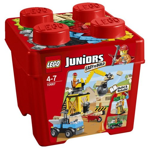 LEGO Lego Juniors Construction Set