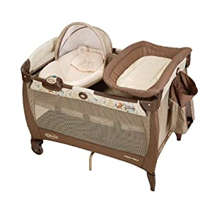 Graco Pack 'N Play Playard with Newborn Napper, Classic Pooh $119.99