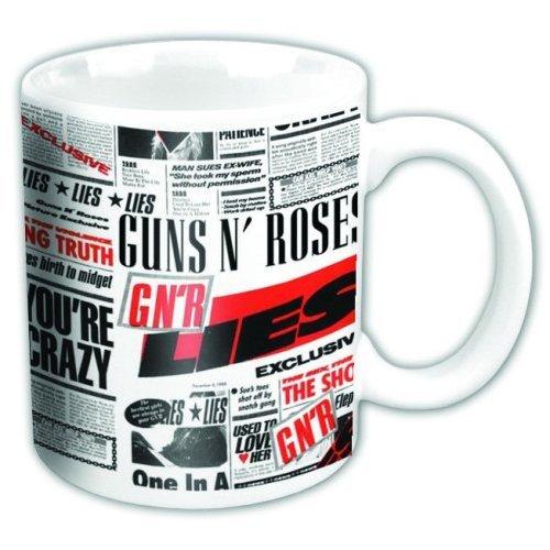 Guns N Roses Lies Mug