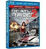 Death Race 2 (Unrated) [Blu-ray + DVD + Digital Copy] (Bilingual)