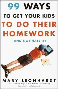 Do get kids do their homework