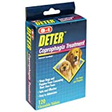 Excel Deter Coprophagia Treatment (Tablets/Blister/Box, 120-Count