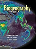 Biogeography (0878930736) by James Brown