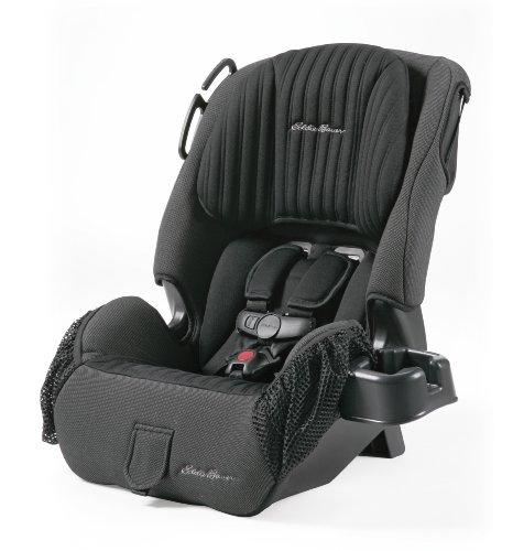 Eddie Bauer Deluxe Convertible Car Seat, Granite
