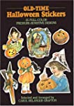 Old-Time Halloween Stickers: 25 Full-...