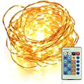 OxyLED CL-01 Dimmable 40' 120 LED String Lights