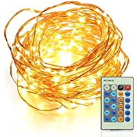 OxyLED OxyMas CL-01 Dimmable 40ft 120 LED String Lights