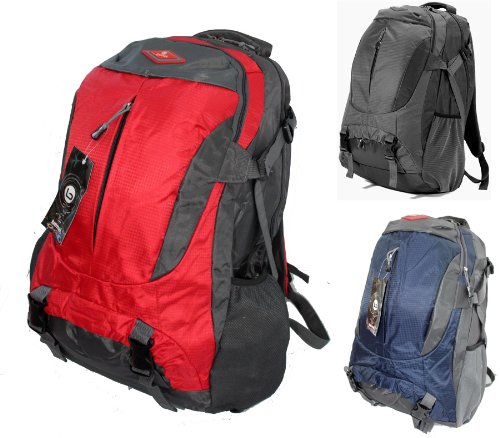 44 Litre Backpack Hiking Camping Travel Hand Luggage