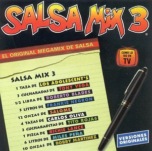 Various Artists - Vol. 3-Salsa Mix - Zortam Music