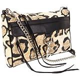 Rebecca Minkoff  Mac Clutch Leopard  Clutch