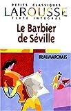 img - for Le Barbier De Seville book / textbook / text book