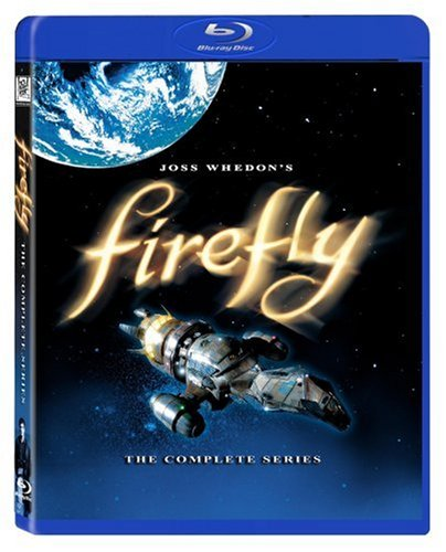 Firefly: The Complete Series [Blu-ray] starring Nathan Fillion