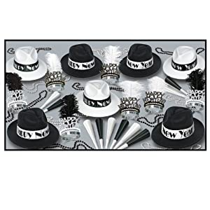 Chicago Swing New Year Party Assortment for 50