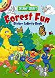 Sesame Street Forest Fun Sticker Activity Book