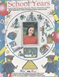 School Years: Crystal Ball Keepsake Records, Photos, Momentos Album--From Preschool through High School Graduation