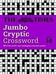 The Times Jumbo Cryptic Crossword Boo...