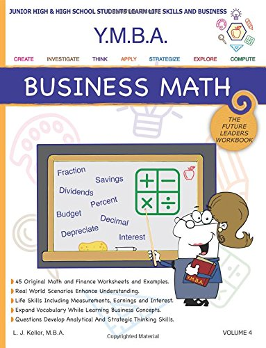 Download Free YMBA Business Math: YMBA Learning Workbook
