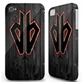 Iphone 5C Case Cover Skin - Sports team Arizona Diamondbacks DB Wood