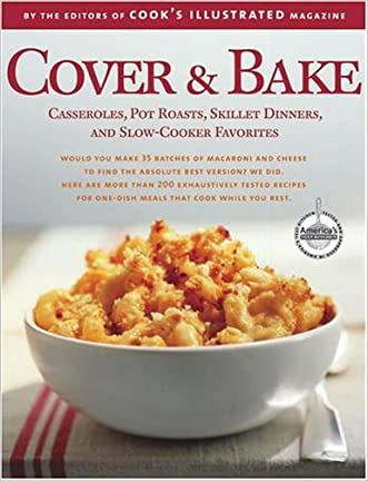 Cover & Bake (Best Recipe)