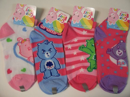 care-bears-4-sock-set-size-6-85-good-luck-bear-grumpy-bear-share-bear-true-heart-bear