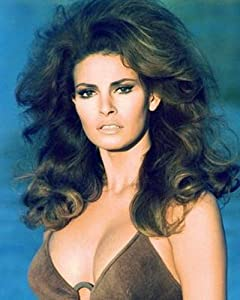 Raquel Welch by Unknown 11.00X14.00. Art Poster Print
