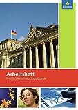 Image de Arbeitsheft Politik Wirtschaft Sozialkunde: Arbeitsheft 7-10: mit eingelegtem Lösungsheft