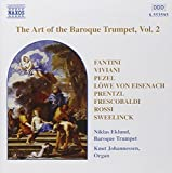 Art of the Baroque Trumpet, Vol 2