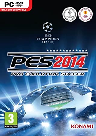 PES 2014 (PC DVD)