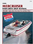Mercruiser Stern Drives 1998-2004