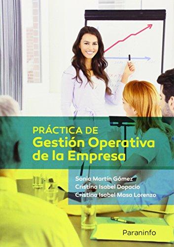 PRACTICA DE GESTION OPERATIVA DE LA EMPRESA