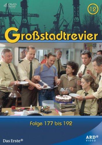 Großstadtrevier - Box 12, Folge 177 bis 192 [4 DVDs]