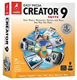 Roxio Easy Media Creator Suite 9 [OLD VERSION]