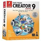 Roxio Easy Media Creator Suite 9 [OLD VERSION] ~ Roxio