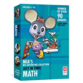 Mia's Math Adventure