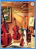 Intoduction to Artistry in Strings - A Comprehensive Course of Study for Group or Private Instruction- with CD (Cello)