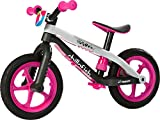 Chillafish BMXie-RS BMX Balance Bike with Airless RubberSkin Tires, Pink - Killer Queen