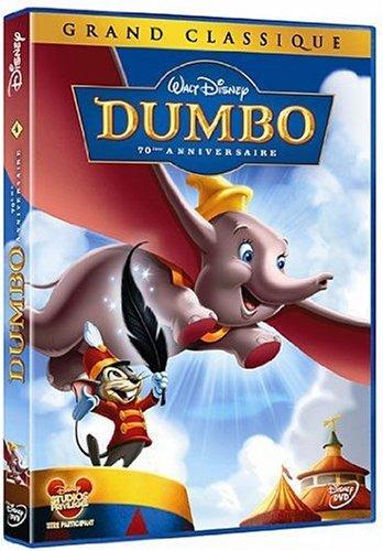 [DVD & Blu-Ray Disc] Dumbo (février 2010) 5173EZhxBUL