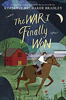 Book Cover: The war I finally won