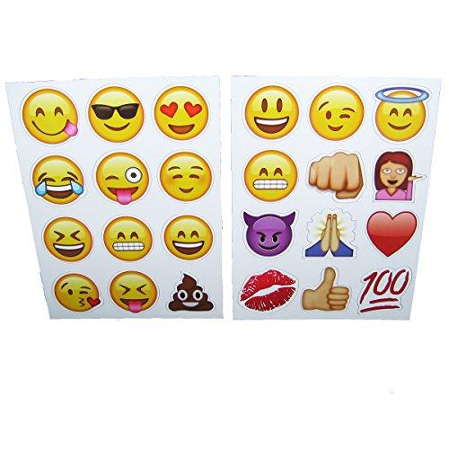 Emoji Magnet Pack - 24pc