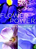 img - for Flower Power: The Purple Collection Small Note Cards in a Two-Piece Box (Potter Style) book / textbook / text book