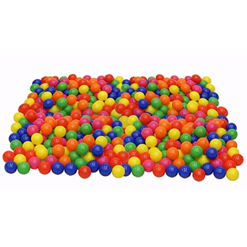 tonsee-200pcs-colorful-ball-fun-ball-soft-plastic-ocean-ball-baby-kid-toy-swim-pit-toy