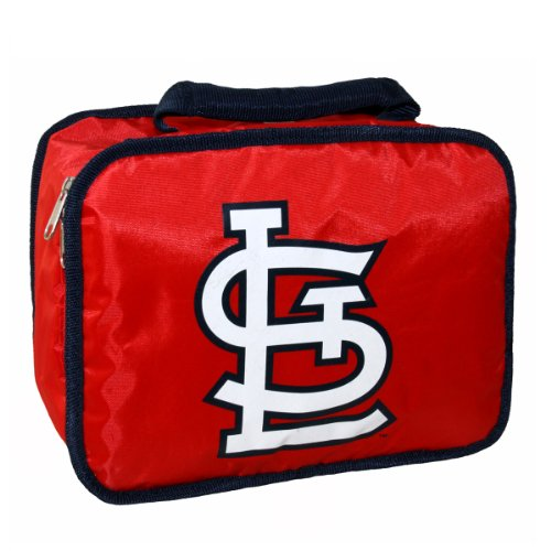 MLB St. Louis Cardinals Lunchbreak Lunchbox (Red) at Amazon.com