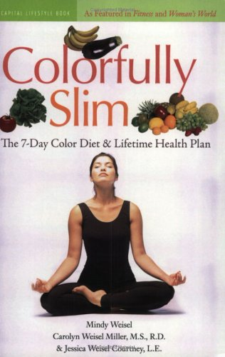 Colorfully Slim: The 7-Day Color Diet And Lifetime Health Plan (Capital Lifestyles)