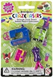 Project RunAway (4 Mini-Erasers) - CrazErasers: Collectible Erasers Series #3