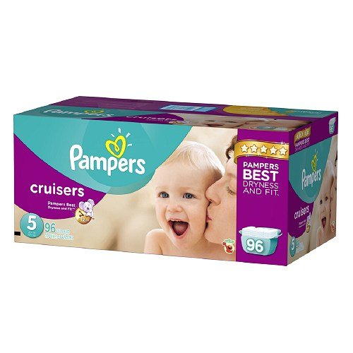 Pampers Giant Pack front-734295