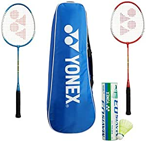 buy yonex badminton combo online at low prices in india. Black Bedroom Furniture Sets. Home Design Ideas