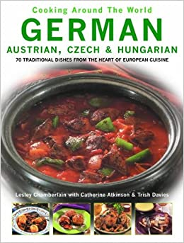German austrian czech and hungarian 70 traditional for Austrian cuisine history