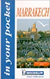 img - for Michelin In Your Pocket Marrakech, 1e book / textbook / text book