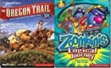 Oregon Trail 5 & Zoombinis Logical Journey (2 Game Bundle)